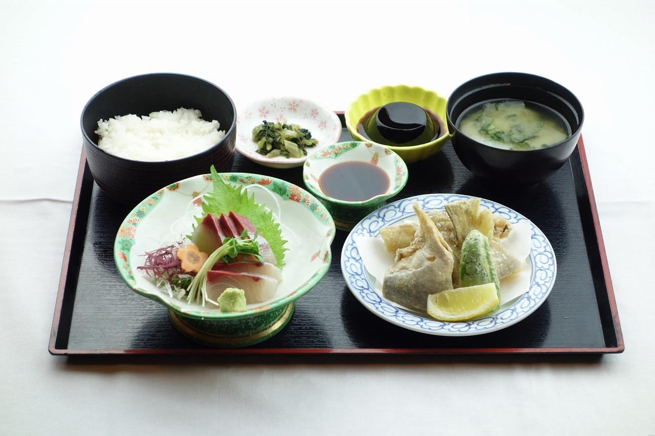 ユッピー(かんばち)定食