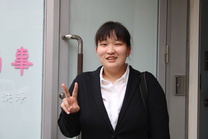 180501小園爽佳社員ブログ①