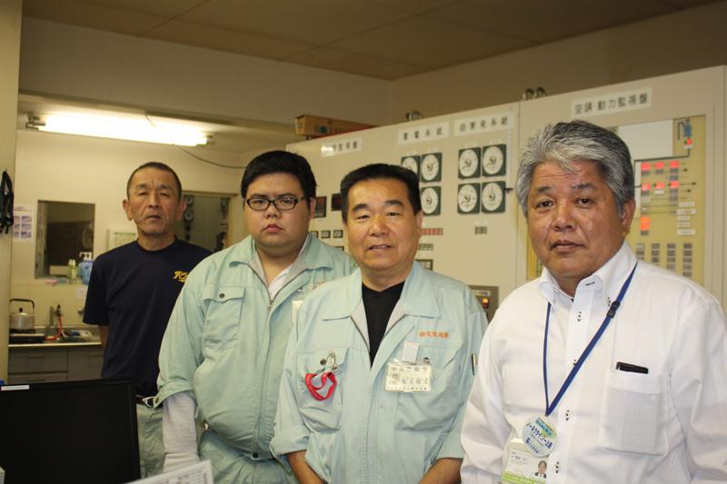 180509薩南病院様設備ブログ