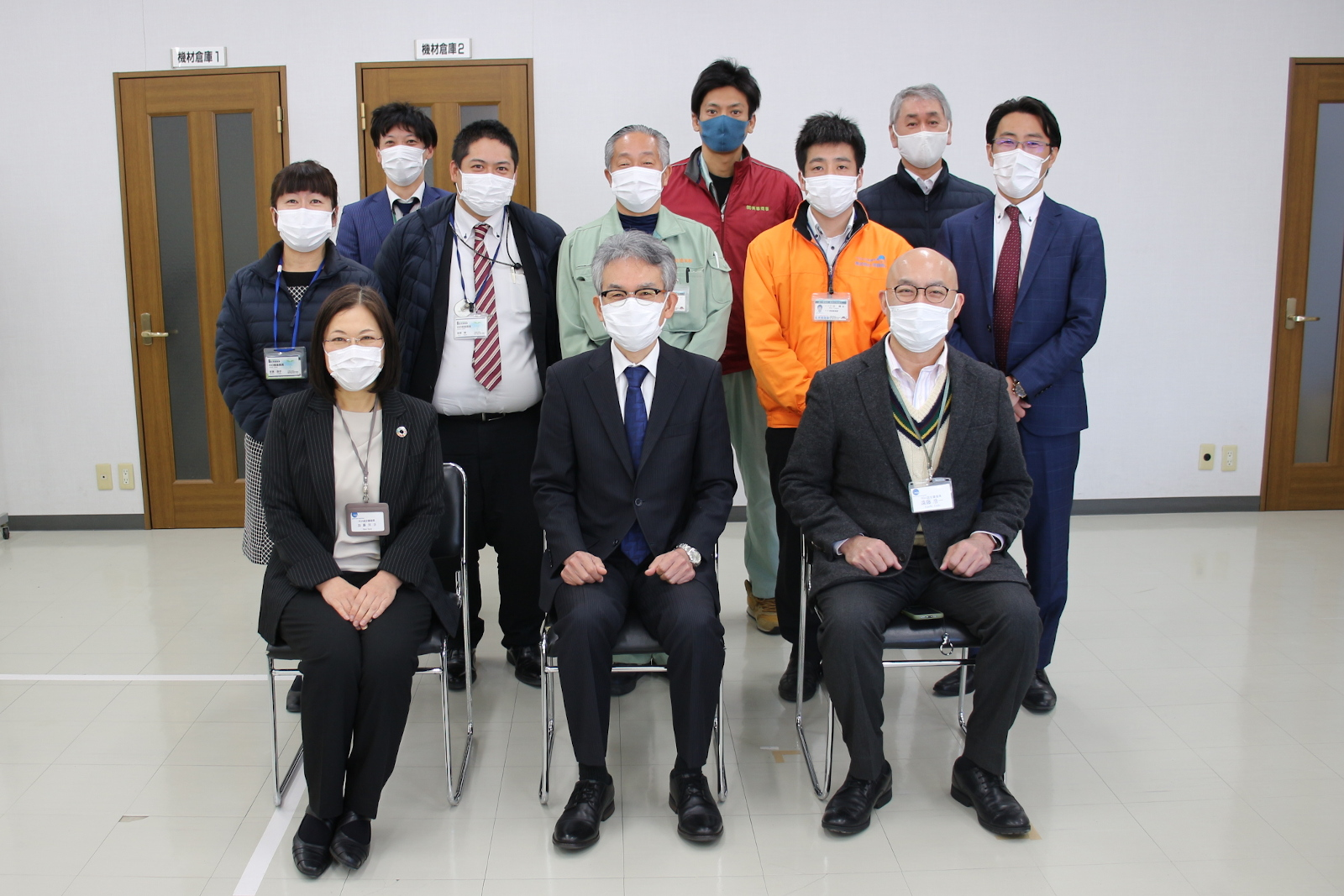 ISO審査2日目3
